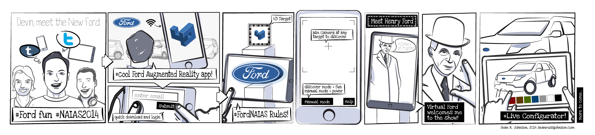 experience ford